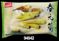 94042	BAMBOO SHOOT WHOLE FROZEN	HUNSTY 20/16 OZ