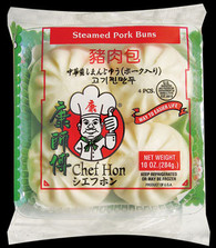 94435	PORK BUN STEAMED	PEKING #23 30/4 PC