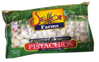 04412 Premiun California Dry Roasted Pistachios with Sea Salt Setton Farms 24bg/12oz