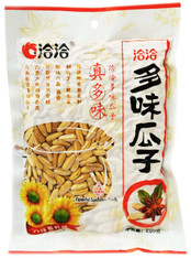 43572 FLAVORFUL SUNFLOWER SEEDS  CHACHA 18 / 260G