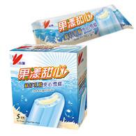91687  ICE BAR SODA & YOGURT    CHIAO MEI 6 / 5 PC