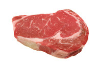 USDA Choice Ribeye Steaks - 12 oz
