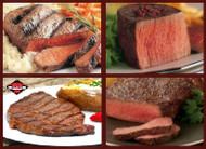 Grande Premium Steak Meat Lovers Combo
