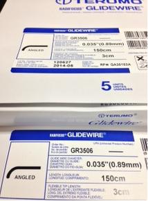 GR3506 Terumo Radifocus Glidewire