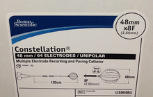 US8048U Constellation Mapping Catheter 48mm