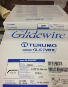 GR2505 Terumo Radifocus Glidewire