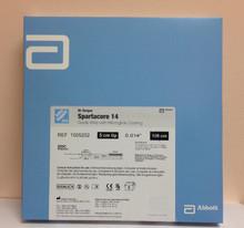 "Abbott 1005202 HI-TORQUE Spartacore 0.014"" x 190cm Guide Wire with Microglide Coating"