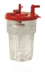 01-90-3695 Canister Suction 1100CC, Case of 12