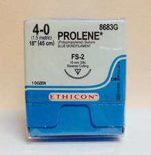 Ethicon, 8683G, PROLENE, Suture