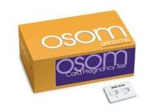 102 Sekisui Pregnancy HCG Test OSOM 25/BX