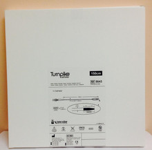 5643 Vascular Solutions Turnpike Catheter Soft Tip, Smooth Shaft 150cm