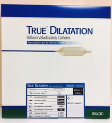 Bard 0244512 True Dilatation Balloon Valvuloplasty Catheters 24mm x 4.5cm