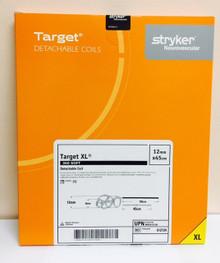 M0036121240 Target XL  360 Soft Detachable Coil 12mm x 45cm Detachable Coils EACH