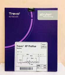90182 Stent Retriever Trevo  XP ProVue Retriever  4.0 x 20mm
