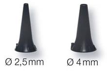 HEINE B-000.11.128 AllSpec Disposable tips 2.5mm (Infants), 1,000/pk (BETA 200, K 180, mini 3000, mini 3000 FO)