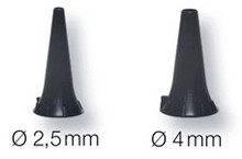 HEINE B-000.11.138  All Spec Disposable tips 2.5 mm (Infants), 10,000/cs (BETA 200, K 180, mini 3000 )