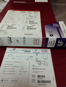 109681-001 - 6Fr AngioJet Ultra Solent omni peripheral  thrombectomy catheter