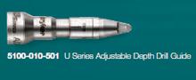 Adjustable Drill Depth Guide 5100-010-501 Stryker Neuro Spine ENT Set