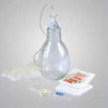50-0071 CareFusion PleurX patient starter kit 1000 mL