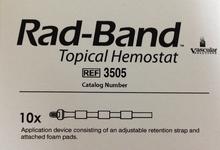 3505 Rad-Band Topical Hemostat