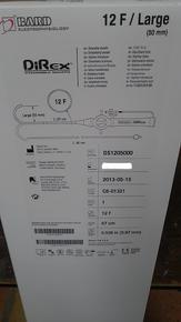 Bard DS1205000 DiRex Steerable Sheath