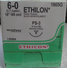 Ethicon 1665G ETHILON Suture