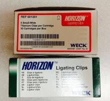 Horizon, Ligating, Titanium, Small/Wide