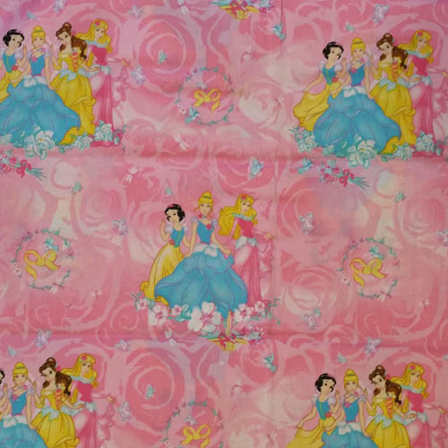 Princesses Light Pink 3-4