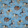 Bucking Horses- Fabric for special needs bibs