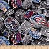 CMA Buckles- Fabric for special needs bibs