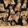 Golden Retriever- Fabric for special needs bibs