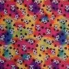 Tye Dye Pups- Fabric for special needs bibs