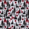 Woodland Winter- Fabric for special needs bibs