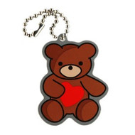 Amore the Teddy Bear Travel Tag