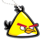 Angry Birds Travel Tag - Yellow Bird