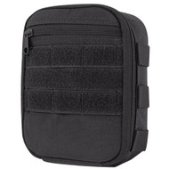 Condor Side Kick Geocaching Pouch - Black