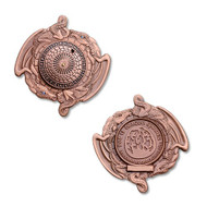 Dragon Spinner ROT13 - Antique Copper