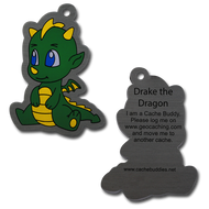 Drake the Dragon Tag