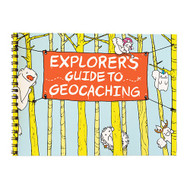 Explorer's Guide To Geocaching Activity Book