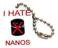 I Hate Nanos Trackable