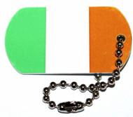 Irish Flag Travel Tag