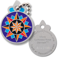 Compass Rose Tag