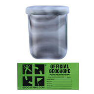 Mini Decon Cache Container - Grey