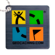 Official Geocaching.com Travel Tag