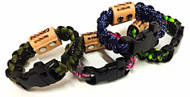 Paracord Survival Bracelet Trackable