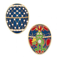 Signal the Frog Egg Geocoin