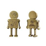 Steampunk Robot GS (Antique Bronze) + Copy Tag