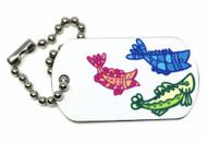 Three Fish  - Sea Creatures Australian Collection