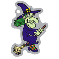 Winifred the Witch Travel Tag