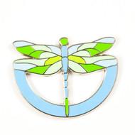 Dragonfly Pondhawk Coin